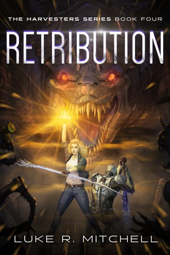 Retribution - Luke R. Mitchell