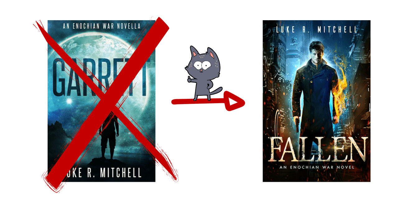 Garrett: An Enochian War Novel by Luke R  Mitchell – Luke R